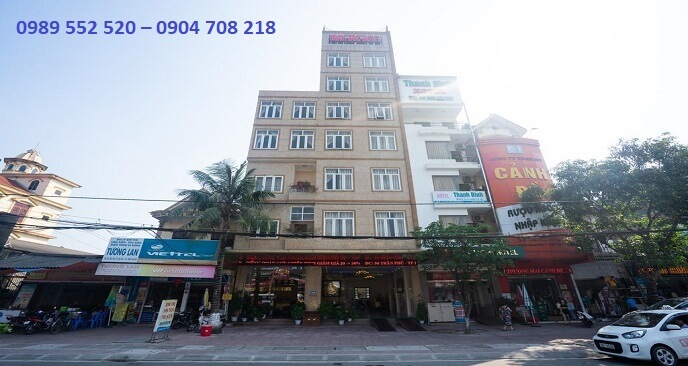 khách sạn Minh Đức Hà Tĩnh