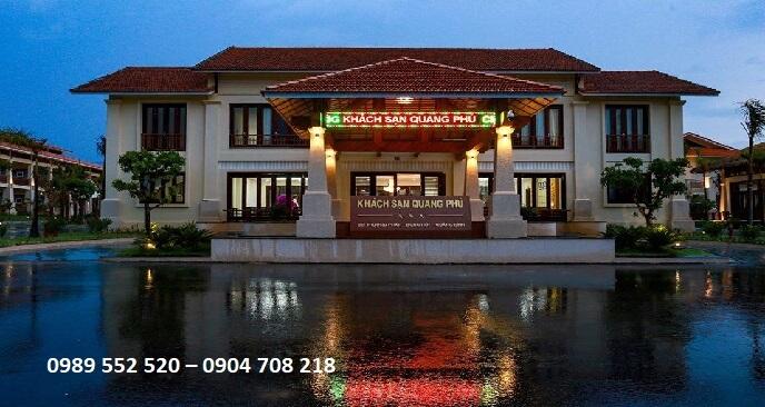 khách sạn Quang Phú Quảng Bình