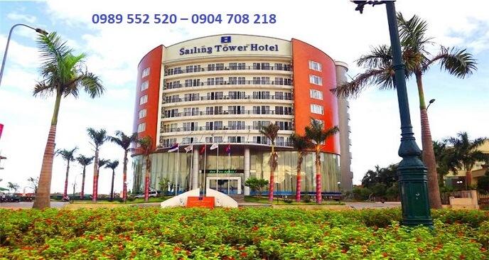 khách sạn Sailing Hà Tĩnh