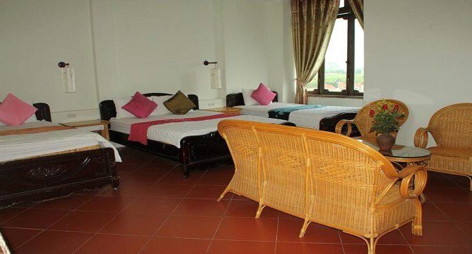 khách sạn Thế Long Ninh Bình