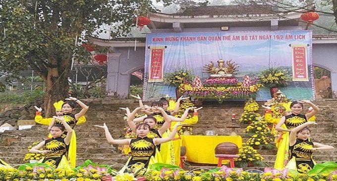 Kinh nghiệm đi chùa Hương Hà Tĩnh