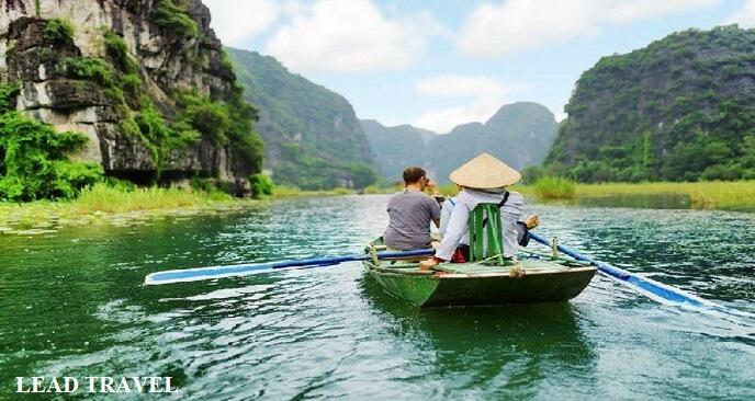 vé thuyền Tràng An