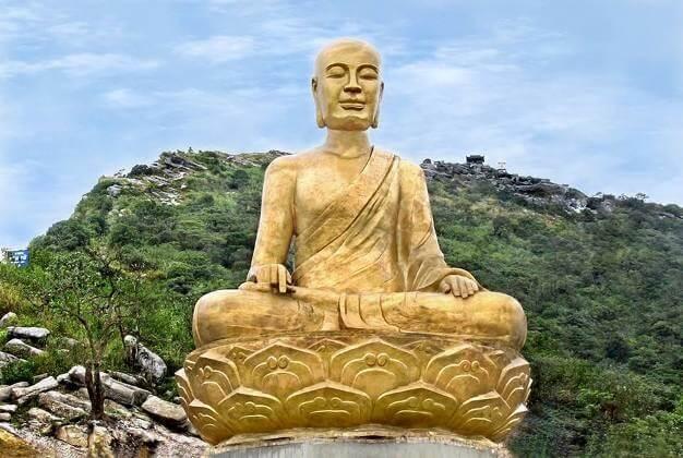 chùa Hoa Yên Yên Tử