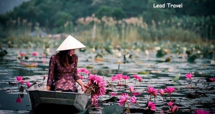 du lịch chùa Hương cuối năm