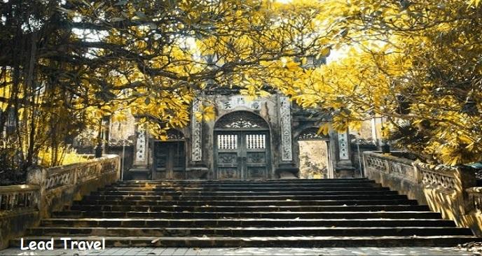 du lịch Chùa Hương mùa đông