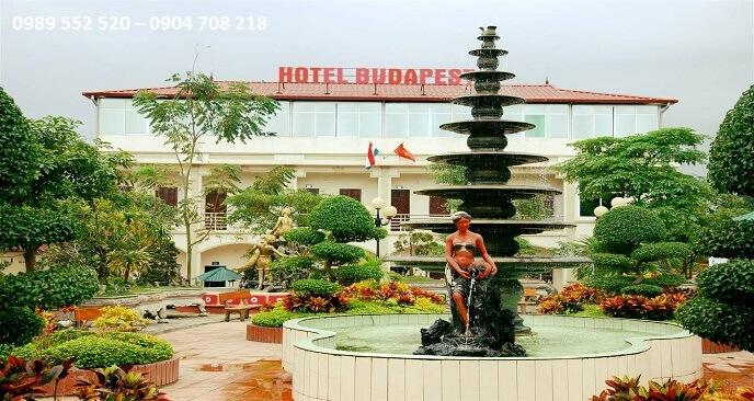 khách sạn Budapest Đền Hùng