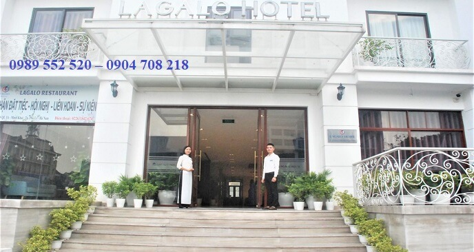 khách sạn Laga Hà Nam