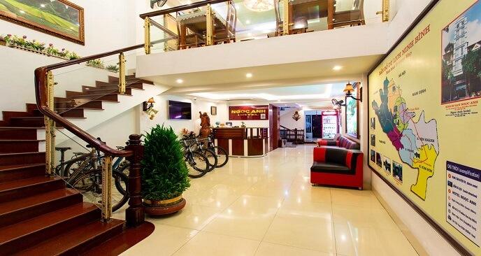 khách sạn Ngọc Anh Ninh Bình