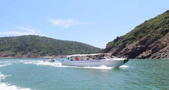kinh nghiệm đi đảo Hòn Ngư Cửa Lò