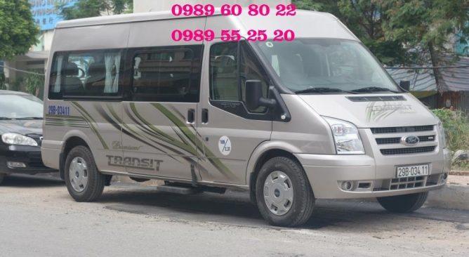 thuê xe đi chùa Hương giá rẻ