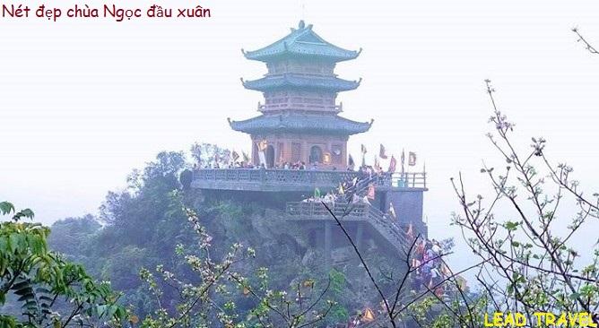 Tour Tam Chúc chiêm bái Chùa Ngọc