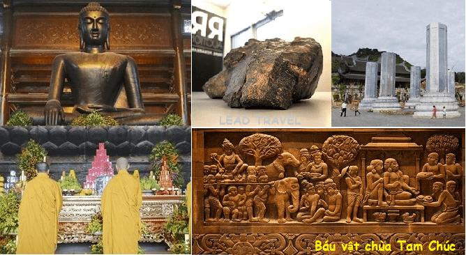 Tour du lịch Tam Chúc