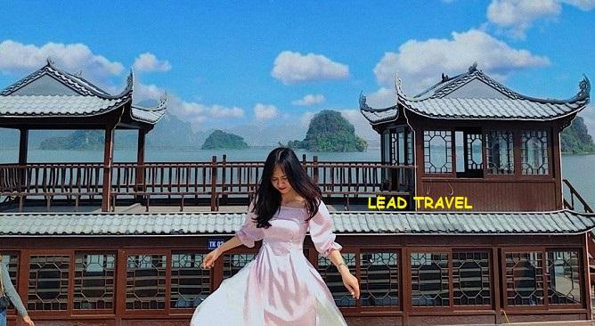 Tua du lịch chùa Tam Chúc