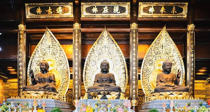 chùa Tam Chúc Ba Sao