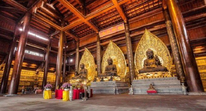 chùa Tam Chúc - ngôi chùa lớn nhất thế giới