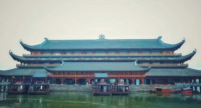 Đi chùa Tam Chúc có mất vé không