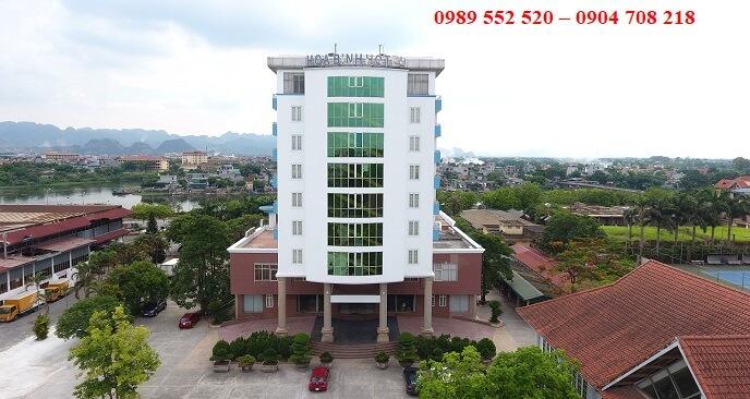 khách sạn Hòa Bình Hà Nam