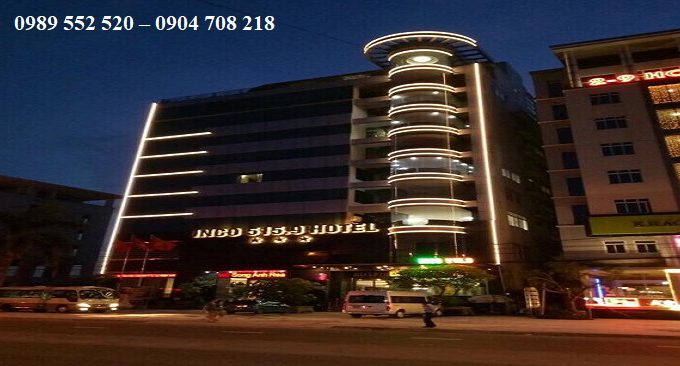 Khách sạn Inco 515.9 Hà Nam