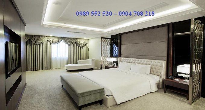 phòng nghỉ tại chỉ khách sạn Mường Thanh Luxury Hà Nam