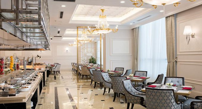 khách sạn Vinpearl Hà Nam