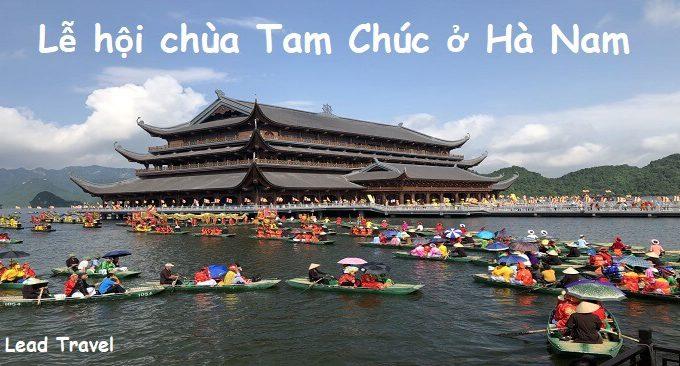 Lễ hội chùa Tam Chúc