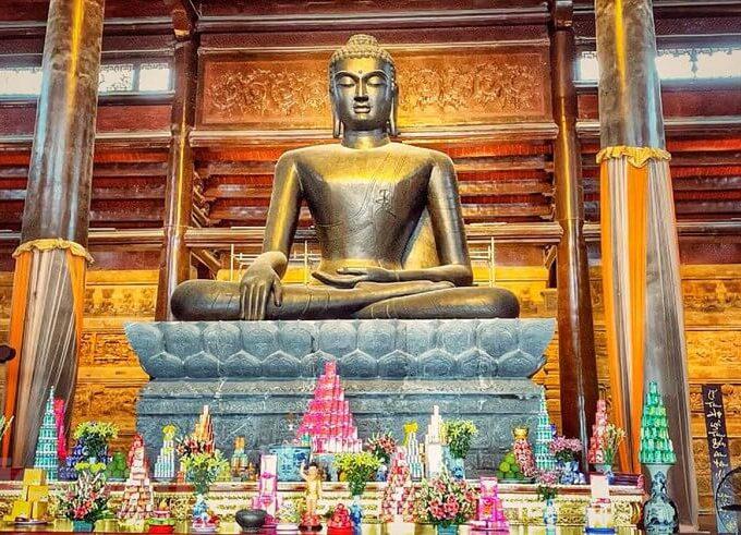 Lễ hội chùa Tam Chúc Ba Sao