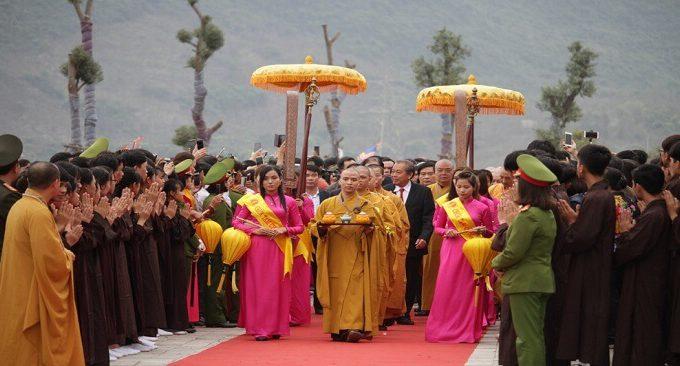 lễ chùa Tam Chúc Kim Bảng Hà Nam