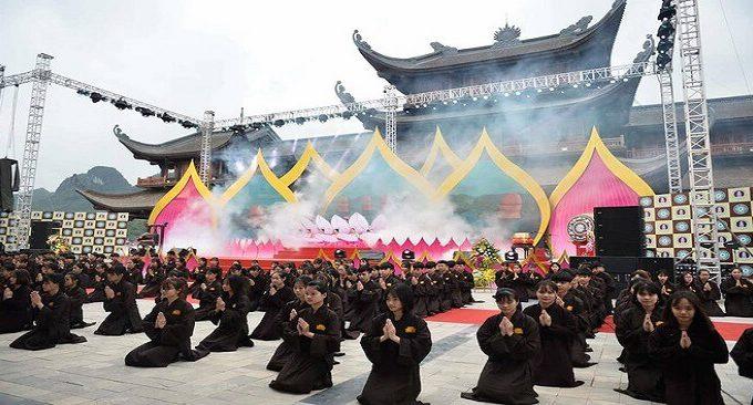 Giải đáp Lễ hội chùa Tam Chúc vào ngày nào