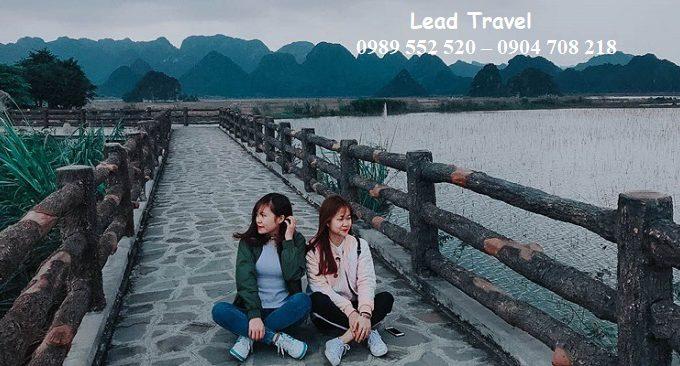 lịch trình tham quan chùa Tam Chúc