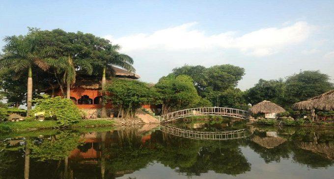 nhà hàng gần chùa Tam Chúc