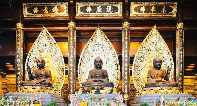 Từ Hà Nội đi chùa Tam Chúc Hà Nam