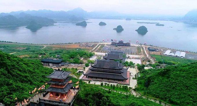 Vé tham quan chùa Tam Chúc