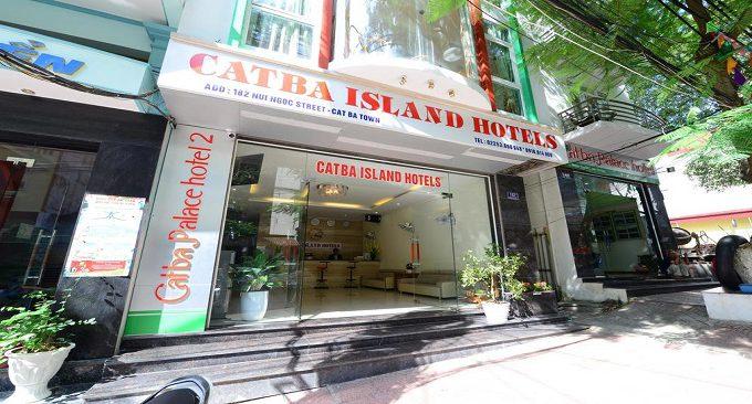 các khách sạn ở Cát Bà