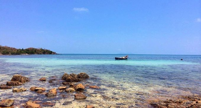 đảo hòn ngư biển cửa lò