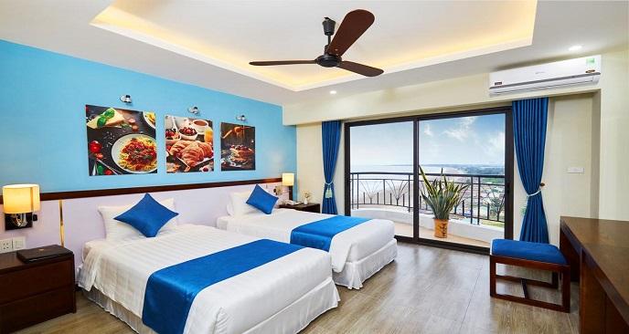 giá phòng khách sạn biển hải tiến