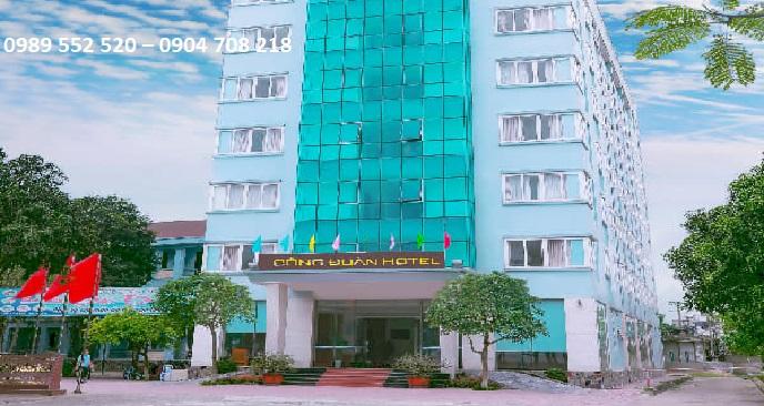 khách sạn công đoàn cửa lò