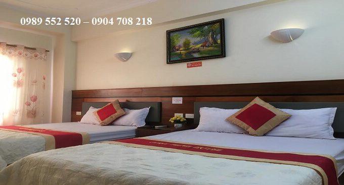 khách sạn Nhật Minh Cửa Lò