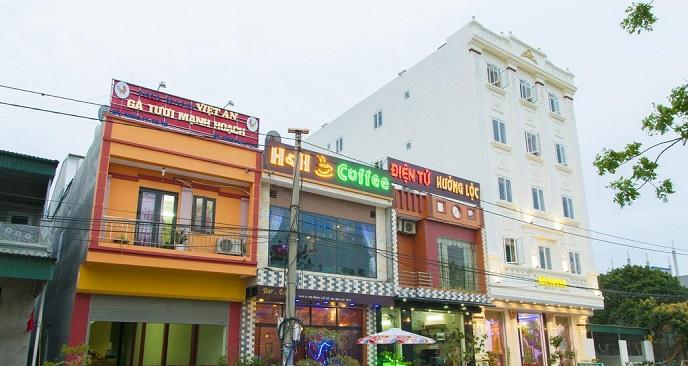 khách sạn 2 sao tại cô tô