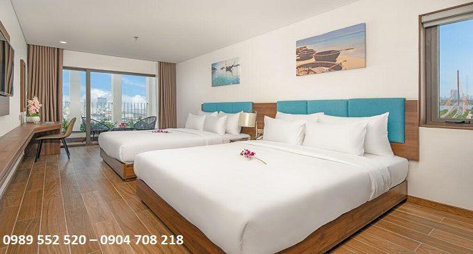 giá phòng khách sạn gold plaza đà nẵng