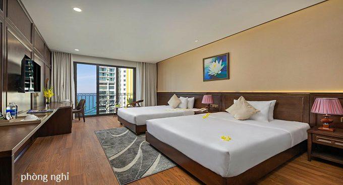 giá phòng khách sạn golden lotus