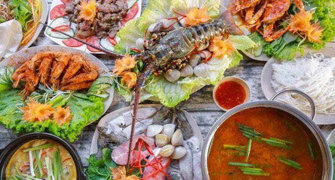 món ngon hải sản Đà Nẵng