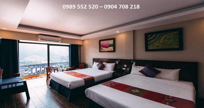 holiday sapa hotel