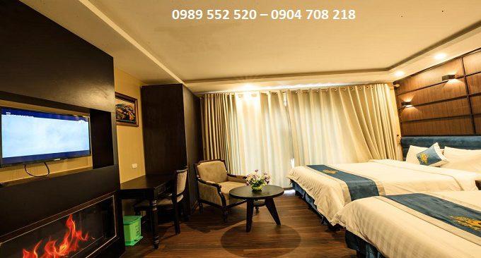 khách sạn mimosa sapa
