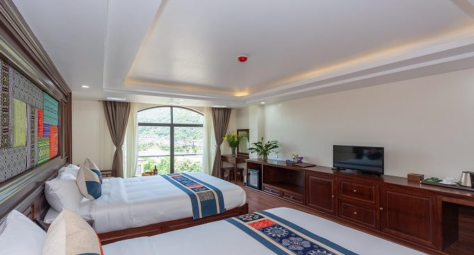 sapa passion hotel & spa