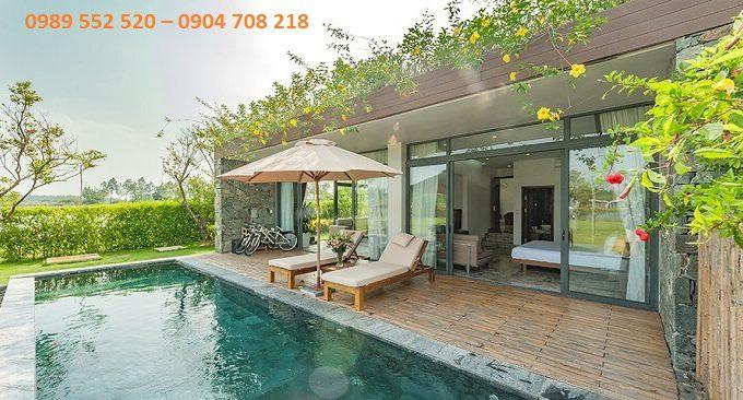 nghỉ dưỡng tại Villa