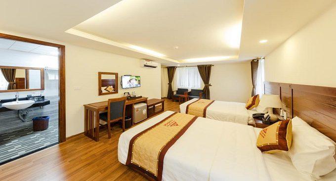 khách sạn topas ecolodge sapa