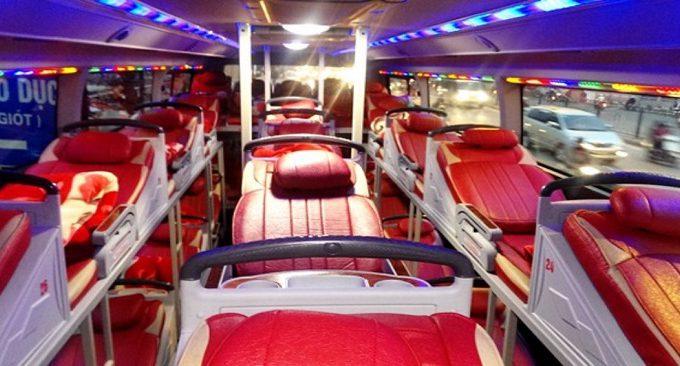 xe giường nằm Hà Nội - Sapa