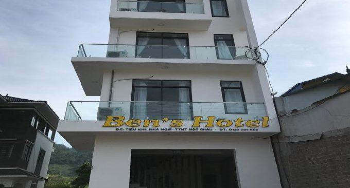 khách sạn Ben's