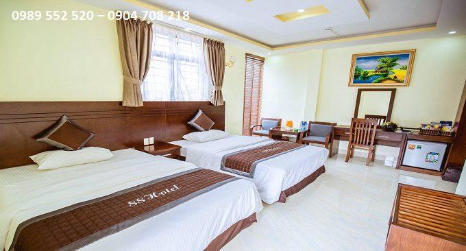 phòng khách sạn 88 mộc châu