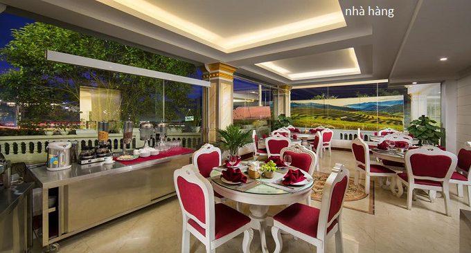 nhà hàng khách sạn praha sapa